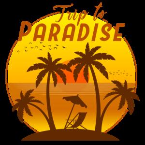 Reise ins Paradies