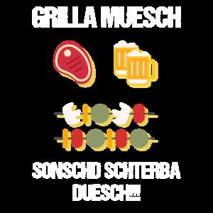 Grillen Grillen Grillen BBQ BBQ BBQ Schwäbisch