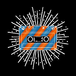 Musik Music Tape Kassette Walkman Geschenk