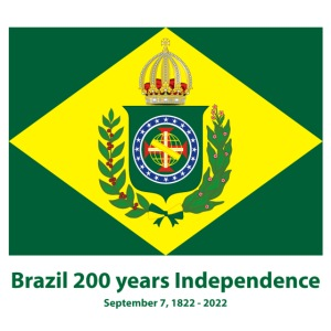 Brazil 200 years independence