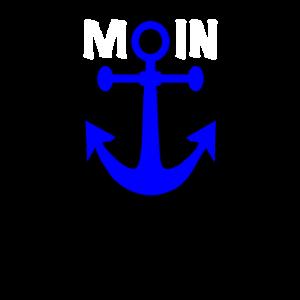 Anker Moin Seefahrt