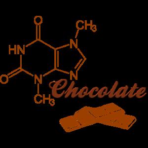 Chocolate- Schokolade chemische Formel