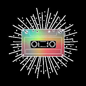 Kassette Musik Tape Walkman Geschenk-Idee