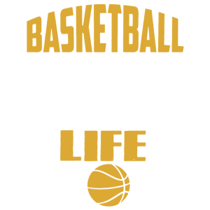 Basketball-lustiges T-Shirt