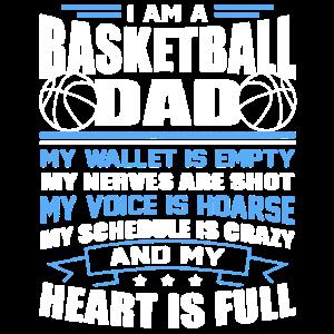 Basketball-Vati-Hemd