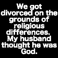 Scheidung aufgrund religiöser Differenzen