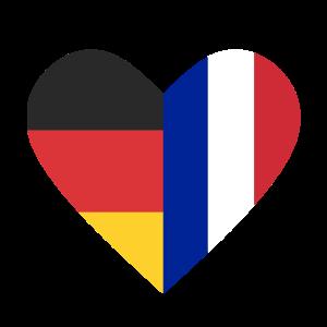 Ein Herz - Deutschland Frankreich