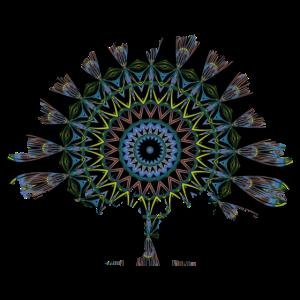 Mandala Baum