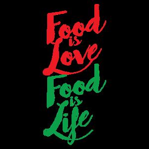 Essen ist Liebe - Essen ist Leben