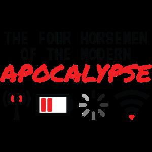 The Four Horsemen Of The Modern Apocalypse