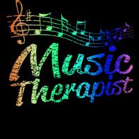 MUSIC THERAPIST FÜR ALLE MUSIKLIEBHABER GESCHENK