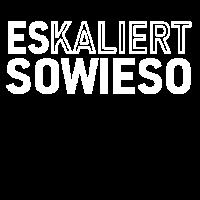 ESKALIERT SOWIESO Used Look Design