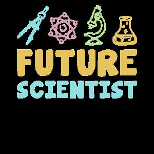 Zukünftiger Wissenschaftler Wissenschaft Geschenk