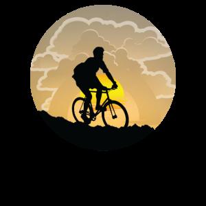 Fahrradfahrer, Rad Fahrer Geschenkidee