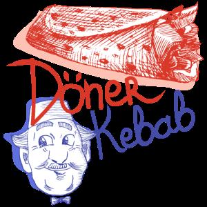 Döner Kebab Illustration