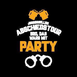 Jungesellen Abschiedstour Party Polterabend