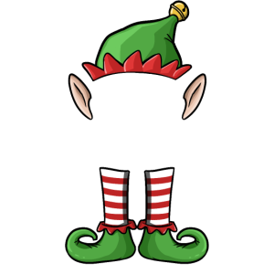 Sister Elf - Xmas Christmas Elf Costume Design