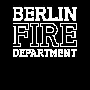 BERLIN FIRE DEPARTMENT Berliner Feuerwehr Geschenk
