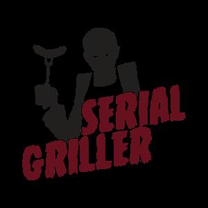 Lustiges Grill und BBQ Shirt Serien Griller