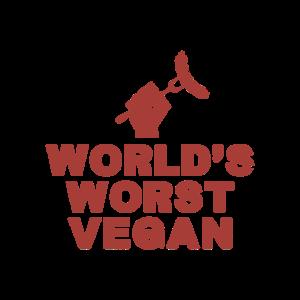 Lustiges Grill und BBQ Shirt Schlechter Veganer