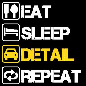 EAT SLEEP DETAIL