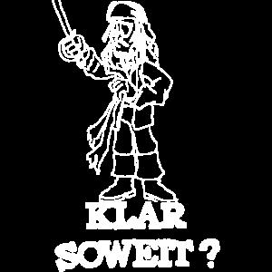 Pirat klar soweit