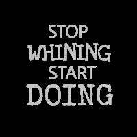 STOPP WENN START TUN