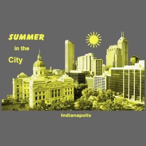 Summer Indianapolis Indiana USA