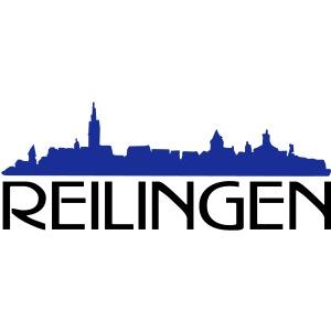 Reilinger Ortsshilhouette