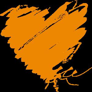 Holland Niederlande Oranje Europa Herz Grunge NL