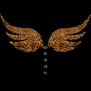 Angel Design im Leoparden Look