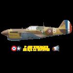 P-40 Warhawk La Fayette