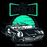 The Americas muscle car USA 1949 auto rennen tunen