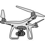 Drohne Phantom 4