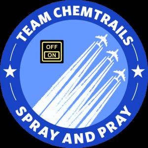 Team Chemtrails Pilot Geschenk Flugzeug