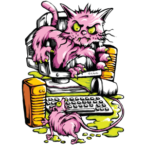 Katz und Maus PC Computer Informatik Game