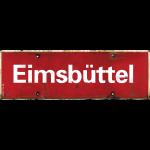 Hamburg-Eimsbuettel | Ortsschild
