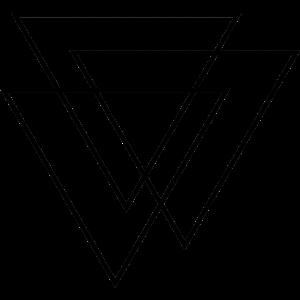 3Dreiecke - Drei Dreiecke - Three Triangles Design