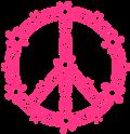 Motif Peace