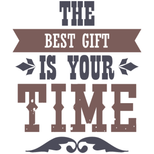 Geschenk Zeit