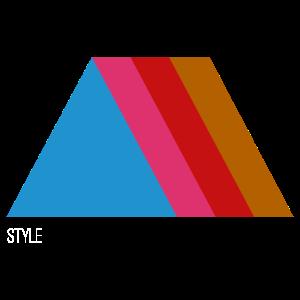 Dreiecke - Abstract Art