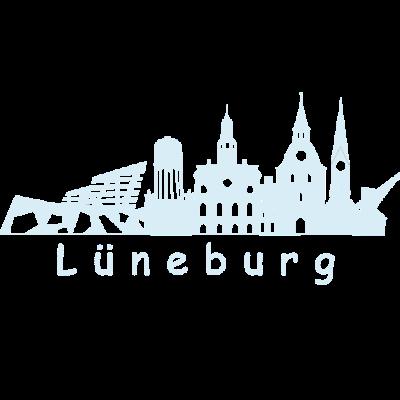 Lüneburg Skyline - Die schönste Stadt der Welt an der Ilmenau. - Altstadt,skyline,Stadt,leuphana,Lüneburg