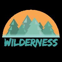 Wildnis Wald Wilderness
