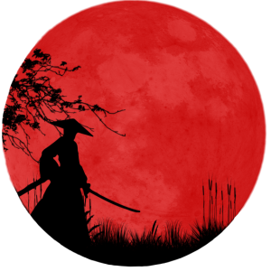 Samurai Japan Ninja Krieger Asia China Geschenk