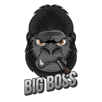 Big Boss - Gorilla Illustration