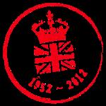 Queen Elizabeth's Jubilee - Rubber Stamp Design
