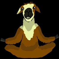 Lama Spiritualität Meditation