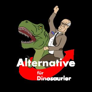 Alternative fuer Dinosaurier