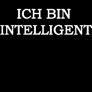 Ich bin intelligent