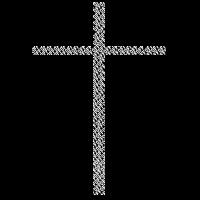 Off Cross white
